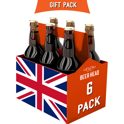 six craft beer from britain