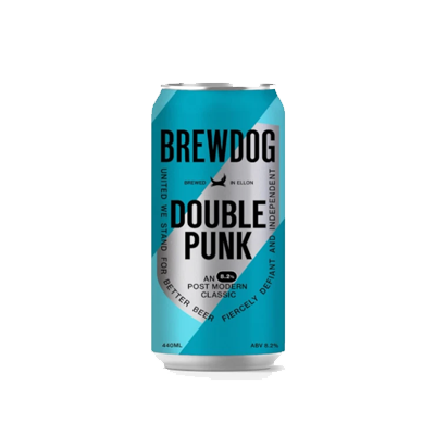 double punk can